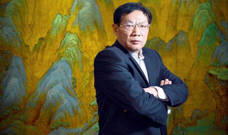 Nhậm Chí Cường – một doanh nhân bất động sản nổi tiếng ở Trung Quốc đột nhiên mất tích sau khi chỉ trích Tập Cận Bình. (Ảnh: Nytimes)