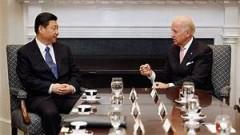 Biden và Tập Cận Bình. (Ảnh từ ntdvn.com)