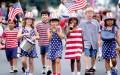 Trẻ em Mỹ . (Ảnh qua history.com)
