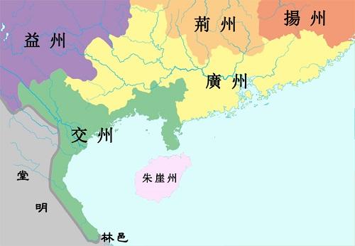 Giao Châu mày xanh. (Ảnh: 沧海微沤/ wikipedia.org CC BY-SA 3.0)